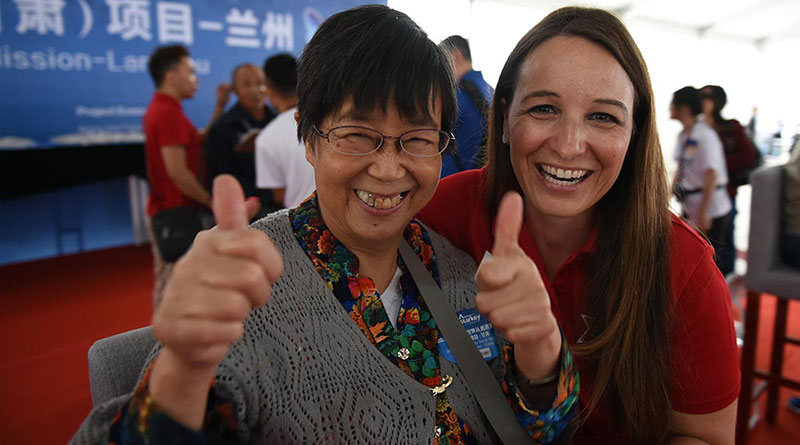 South Bay Hearing Team Doing Mission Work in China